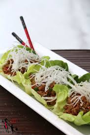 images about inspiration fitness inspiration the red apron chicken lettuce wrap