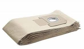 <b>Бумажные фильтр мешки</b> (<b>двухслойные</b>) для пылесосов Karcher ...