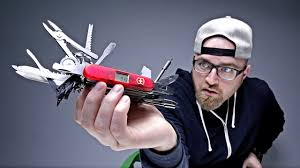 THE CRAZIEST <b>SWISS ARMY</b> KNIFE - YouTube