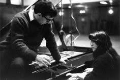 <b>Claudio Abbado</b> and <b>Martha Argerich</b> in 1968 (con imágenes ...
