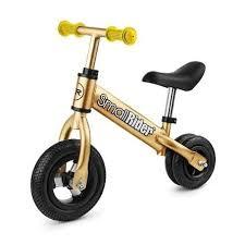 <b>Беговел</b>-каталка для малышей <b>Small Rider Jimmy</b> (золотой)