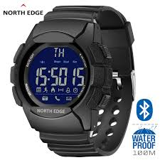 NORTHEDGE <b>Men's Smart Sports</b> Watch 33 Months Standby Time ...