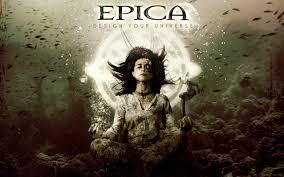 Resultado de imagem para EPICA - Design Your universe