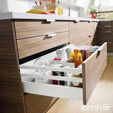 soft close drawers box: soft close and push open metal box accessories