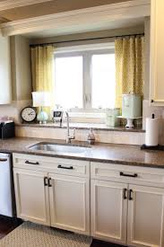 Large Kitchen Window Treatment 17 Best Ideas About Kitchen Sink Window On Pinterest Kitchen