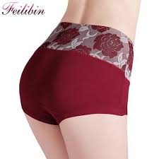 women seamless breathing panties new cotton physiological period menopause breifs soft fabric high quality underwear lingerie