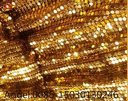 China Beautiful and <b>Fashion Metal Sequin</b> Cloth, Fabric Sequin ...