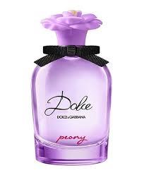 <b>Dolce Peony Dolce</b> and <b>Gabbana</b> новый парфюм для женщин ...
