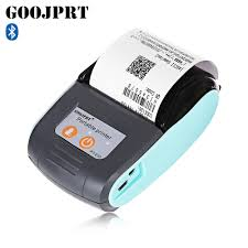 <b>GOOJPRT PT</b> 210 58MM Bluetooth Thermal Printer Portable ...