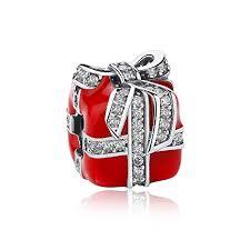 Red Enamel Charms <b>Fit Pandora</b> Charms <b>Authentic Sterling Silver</b> ...