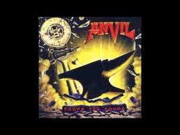 <b>Anvil</b> - <b>Pound For</b> Pound (Full Album) | Heavy metal bands, Heavy ...