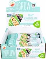 Go <b>Raw Organic</b> Sprouted <b>Raw Plant</b> Mint Chocolate <b>Protein</b> Bar