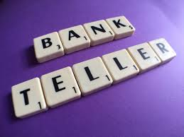 bank teller salary how to become job description