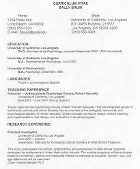 cv format resume curriculum  tomorrowworld cocv