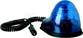 Risultati immagini per lampeggiante blu
