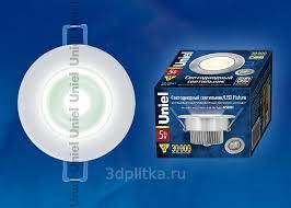 <b>Uniel</b> 7685 <b>встраиваемый светильник</b> купить в Москве. Цены ...