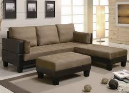 living room mattress:  living room sleeper sofa mattresses brown sectional design with ottoman chair also rug and framed