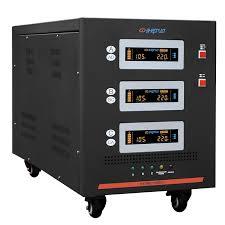 <b>Трехфазные</b> стабилизаторы напряжения (380 В) - купить ...