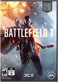 Battlefield 1 - PC [NO DISC]: Video Games - Amazon.com