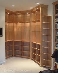 oak display cabinets with low voltage lighting cabinet lighting custom
