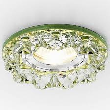 Точечный <b>светильник Ambrella Light K330</b> GD - Электрика оптом ...