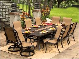 Hickory Dining Room Table Home Styles Biscayne 5 Piece Black Aluminum Patio Dining Set Patio