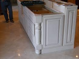 post decorative kitchen