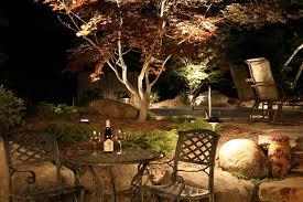 the concept of landscape lighting design backyard landscape lighting