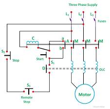 automotive alternator circuit diagram images pin connector dol starter wiring diagram for single phase motor electrical