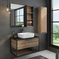 <b>Тумбы</b> с раковиной для ванной 90 см