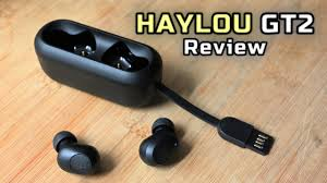 <b>Haylou GT2</b> Earphones Review - YouTube
