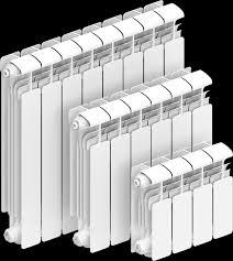 Алюминиевые <b>радиаторы Rifar Alum</b> 200 боковое подключение ...