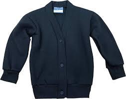 Tru Form <b>Childrens Button</b> Up School <b>Cardigan</b>: Amazon.co.uk ...