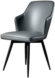 <b>Modern Artificial Leather Swivel</b> Chair, Dining Room and Kitchen ...