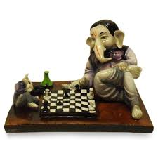 Image result for The discovery of chess game: India