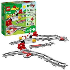 Купить <b>конструктор Lego Duplo</b>: <b>Рельсы</b> (10882) по выгодной ...