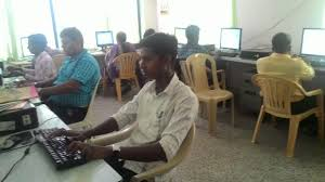 persons disabilities struggle for jobs chennai unshaken persons hearing disability learning computer course at chesire homes
