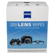 <b>Zeiss Pre-Moistened Lens Cleaning</b> Wipes (200 ct.) - Sam's Club