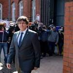 Carles Puigdemont ist frei, seine Anhänger feiern – auch in Neumünster