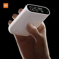 Jual EDS <b>Original</b> Xiaomi Mijia <b>Smartmi PM2</b>.<b>5</b> Air Detector Portable ...