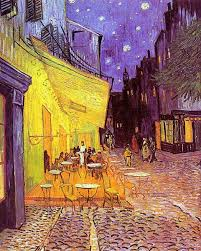 <b>Cafe Terrace at</b> Night - Simple English Wikipedia, the free ...