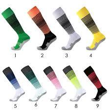 New <b>1 Pair Men Women</b> Sports Socks Knee Legging Stockings ...