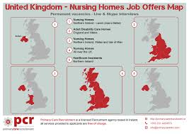 uk nursing homes job offers map primary care recruitment refer a friend for these job offers and we will pay you £100 130