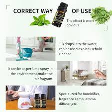 <b>10ml</b> Essential Oils <b>Pure Plant</b> Essential Oils Therapeutic Grade ...