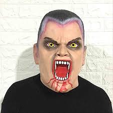 KLJAI <b>Halloween</b> Horror <b>Mask Grimace</b> Scary <b>Headgear</b> Latex Tiara ...