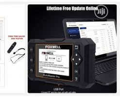 <b>Foxwell NT614 Elite</b> Cars Scanner ABS SRS Airbag AT EPB Oil in ...