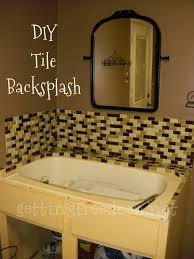installing glass tile backsplash bathroom ideas glass mosaic tile backsplash home design and decor image of midd