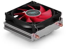 Охладител за процесор <b>Deep Cool</b> Low Profile <b>HTPC</b>-<b>200</b> PWM ...