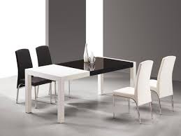 Modern White Dining Room Set Cheap Black Kitchen Table Simple And Cheap Rectangle Wood Kitchen