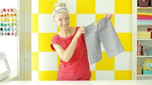 How to make a pair of <b>Shorts</b> or <b>Pants</b>, for any age - YouTube